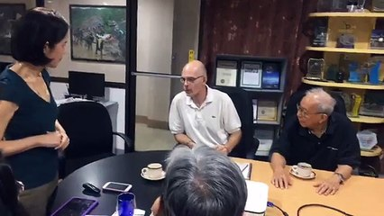 Roundtable with Environment Secretary Gina Lopez (part 4)