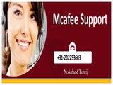 McAfee klantenservice nederland: +31-202253603