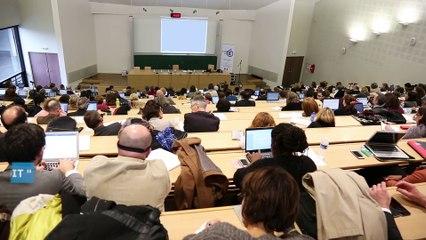 Séminaire politiques éducatives, sanctions : intervention de Marie-Cécile Laguette
