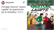 """""""J'assiste impuissante au désastre"""" : la fille de Franquin démolit le film """"Gaston Lagaffe""""."""
