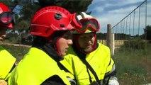 LA REVUE : La revue : Colonel Jorda et Commandant Roditis/Prévention feux de forets et sécurité des plages