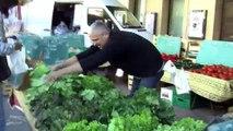 JOUR DE MARCHE : Jour de marché à Port-Saint-Louis du Rhône