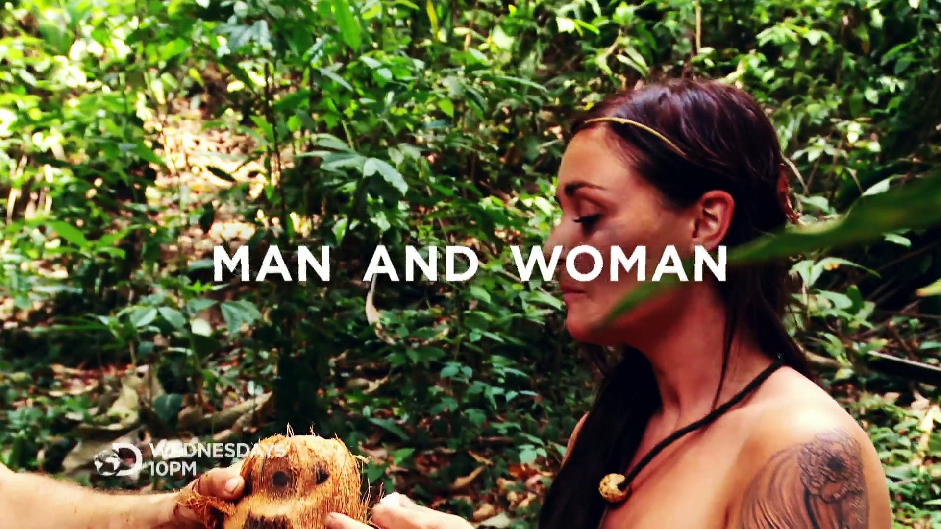 Discovery - Naked and Afraid S2