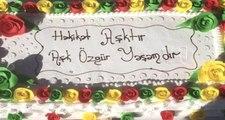 Teröristbaşının Doğum Günü İçin Parti Binasına Pasta Getiren 2 HDP'li Gözaltına Alındı