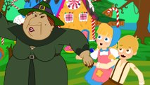 Hansel and Gretel - Fairy Tales and Bedtime Stories for Kids | Okidokido