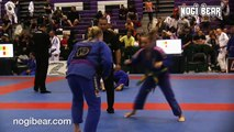 GIRLS GRAPPLING Taylor Sausser vs Casey Hennigan REMASTERED Classic • IBJJF NY Spring Open 2015 • Women's Purple Belt Grappling