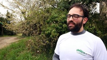 Loïc Fredou va courir les Foulées d'Angoulême