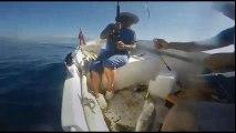 Jig Turuna Katılan Arkadaşlarımız Büyük Balık yakalama Keyfini Yaşadılar.!! | Kalkan kardeşler jigging videoları