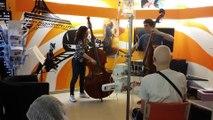 Musique à l'hôpital avec des musiciens de l'Orchestre philharmonique de Radio France