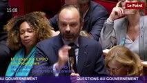 """Édouard Philippe entend """"autant les grévistes que ceux qui veulent aller travailler"""""""