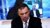 LA REVUE : La revue Gilles Bavuz directeur général adjoint d'Elengy et Hubert Greiveldinger, Directeur general
