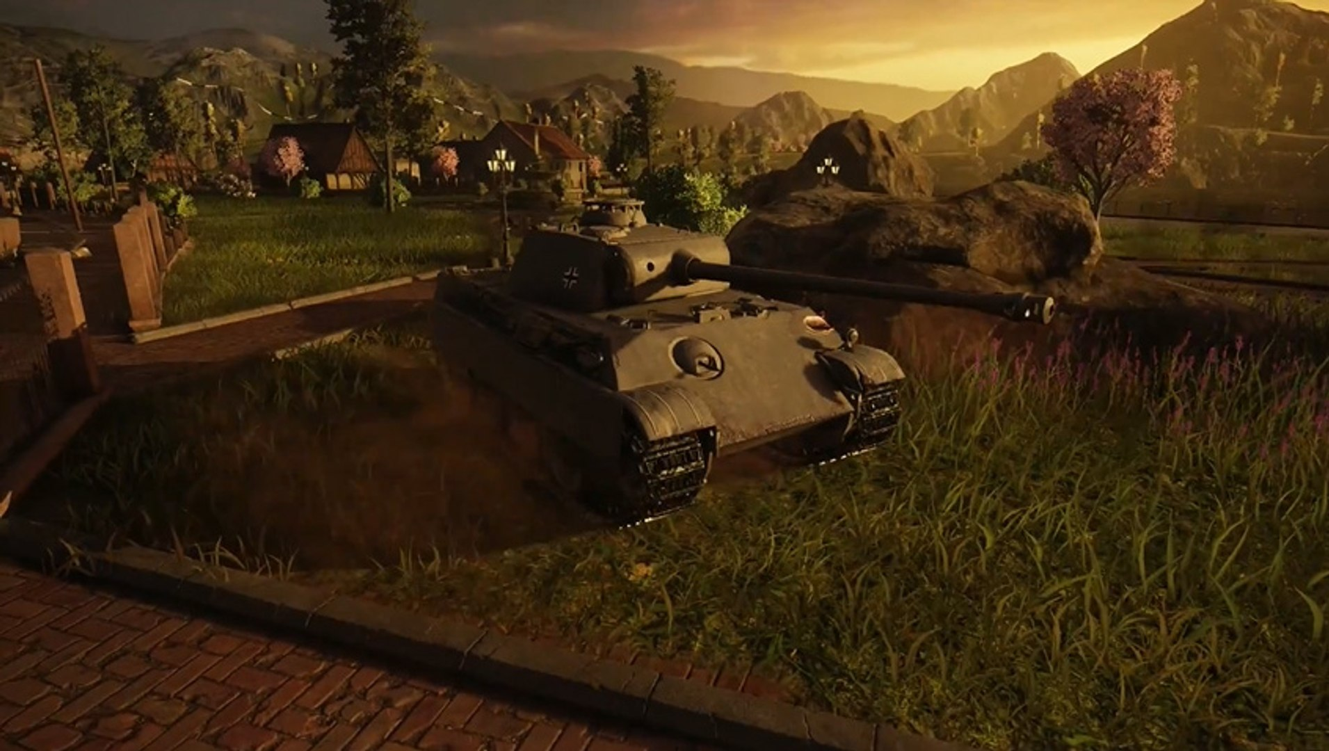 World of Tanks - Tráiler de War Stories: Spoils of War