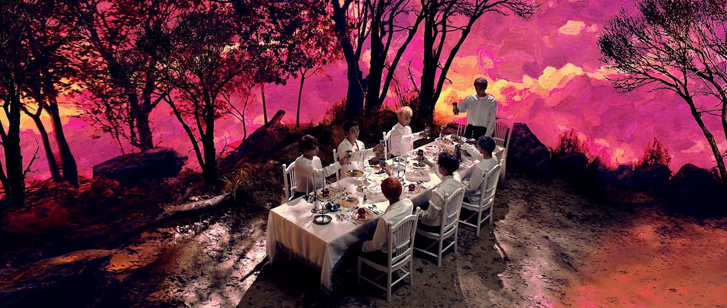 BTS - Blood Sweat & Tears