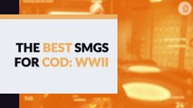 Best SMG Guns In Call of Duty WW2