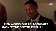 L'arme fatale : la légende du basket Scottie Pippen fait un guest !