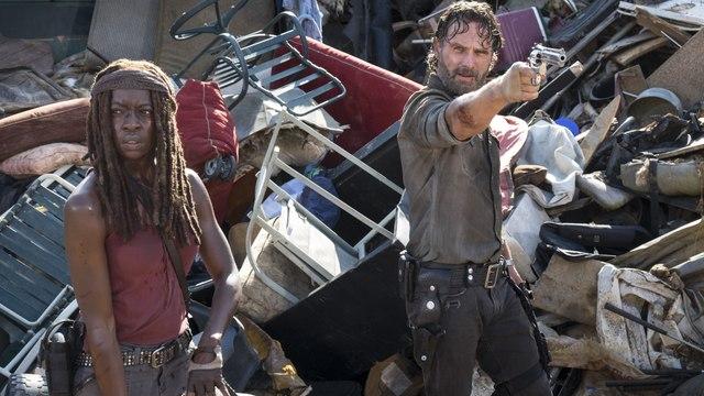 Survival Sunday  04/15/2018  Walking Dead & Fear the Walking Dead