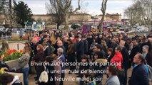 Accident de manège mortel à Neuville : 200 personnes rendent hommage aux victimes