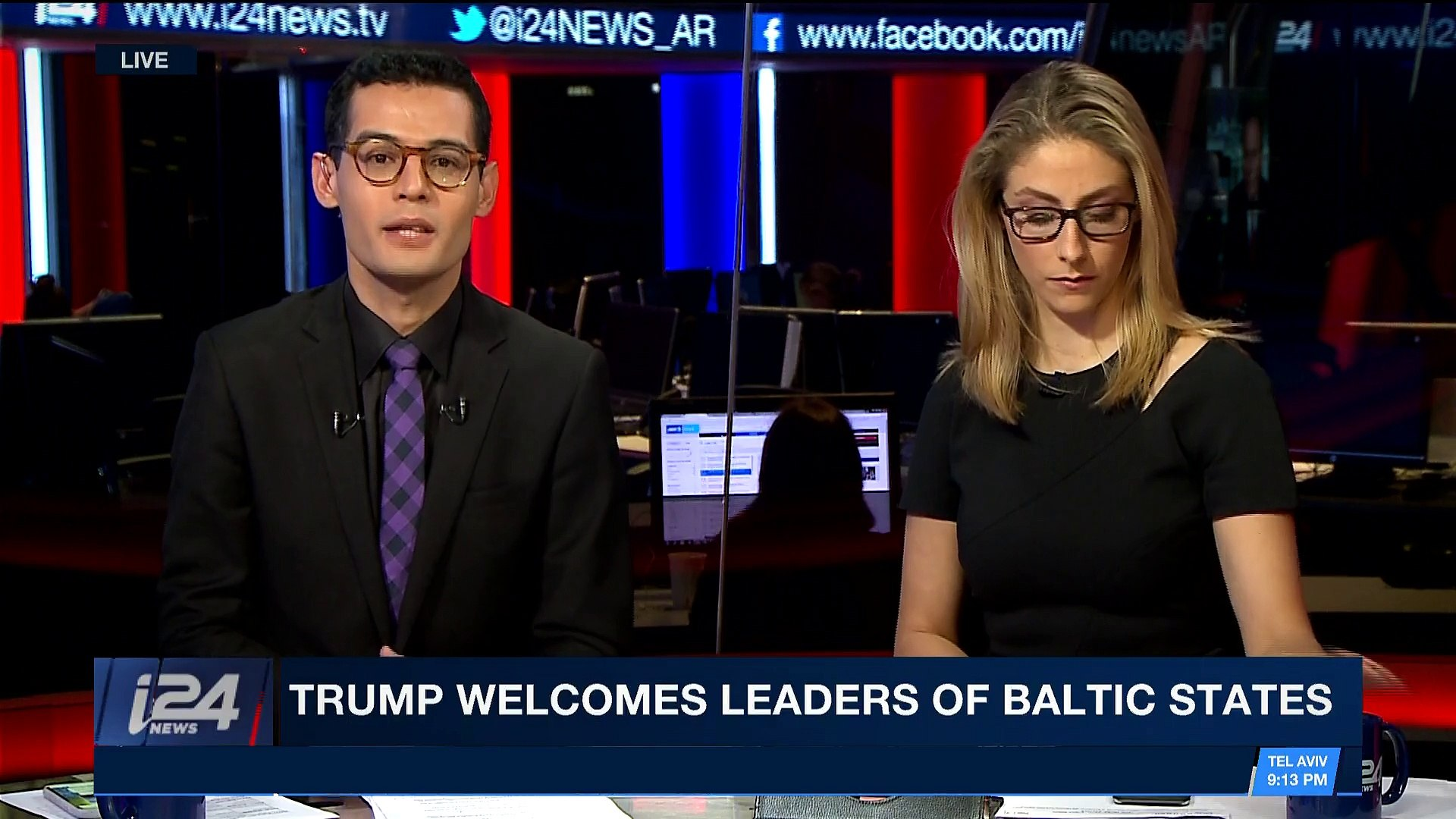 THE RUNDOWN | Saudi crown prince speaks with 'The Atlantic' | Tuesday, April 3rd  2018