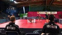 LA REVUE : La revue :  Christophe Legout et Stéphane Lebrun//Istres tennis de table