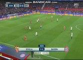 Pablo Sarabia Goal HD - Sevilla 1-0 Bayern Munich 04.03.2018