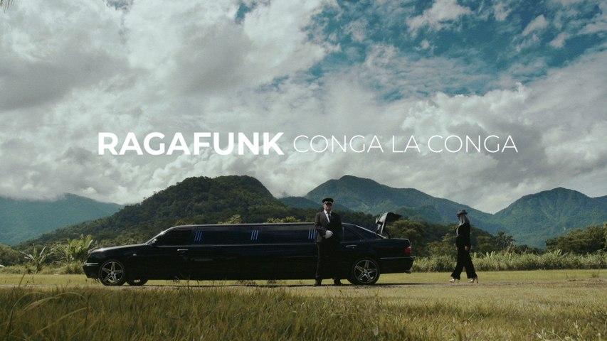 DJ Marlboro - Ragafunk Conga La Conga