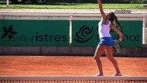 LA REVUE : La revue : Jean Pierre Martinez/Jean Yves Vidal/Tournoi de tennis junior Istres Ouest Provence
