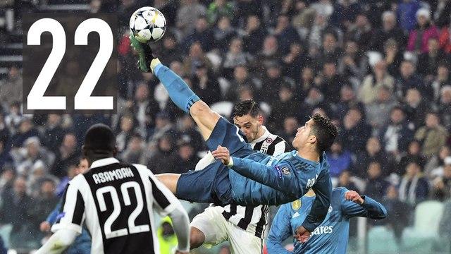 Ronaldo en statistiques - Foot - C1 - Real
