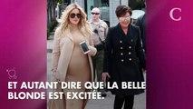 """Khloé Kardashian veut que sa fille hérite de son humour, sa maîtrise des selfies... et ses """"grosses fesses"""""""