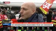 Grève SNCF : Quel impact sur le salaire des cheminots grévistes ? Combien perdent-ils par jour ? Regardez
