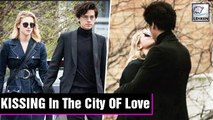 Cole Sprouse & Lili Reinhart From 'Riverdale' Caught Kissing In Paris