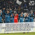 Ligue des Champions: Revivez le match Juventus / Real