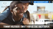 Tommy Hilfiger Jeans Meet You At The Racetrack Spring 2018 Squad in Action | FashionTV | FTV