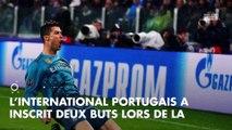 Cristiano Ronaldo auteur d'un incroyable but : l'adorable clin d'œil de Georgina sur Instagram