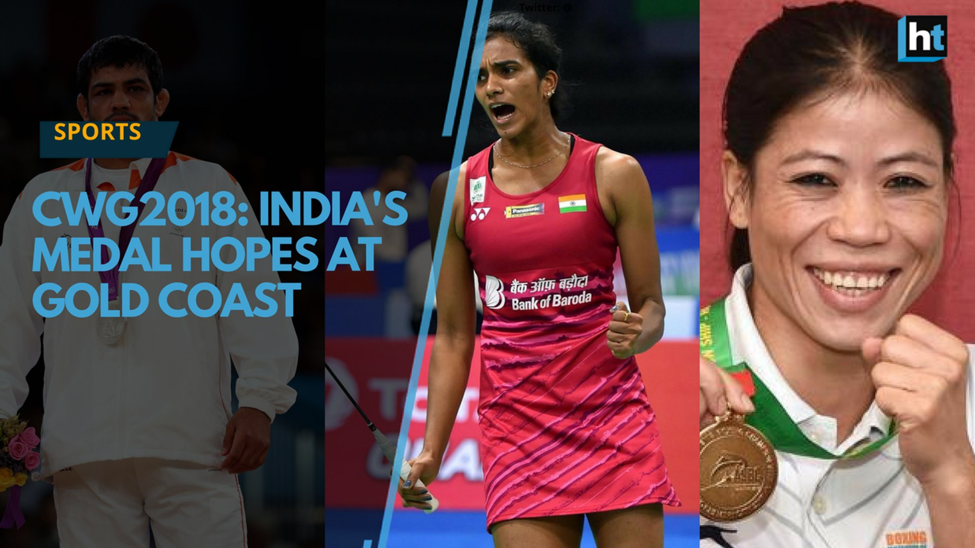 CWG 2018: India's best medal hopes at Gold Coast