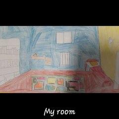 My room - Baptiste