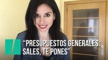 """""""Presupuestos Generales del Estado: Sales, te pones"""", por Marta Flich"""