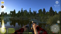 Russian Fishing 4 Old Burg Lake Grass Carp 6.056 Kg