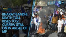 Bharat Bandh- Death Toll Rises to 9%2C Curfew Still On in Areas of MP
