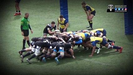 CA Brive Rugby vs USON Nevers Espoirs 2018 : Les essais de la rencontre.