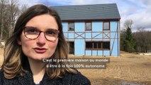 On a testé une maison 100% autonome (et qui consomme très peu d'énergie)