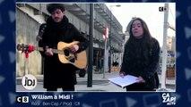 """""""Je ne comprends pas ça"""" : une américaine écrit une chanson sur la grève de la SNCF et fait le buzz"""