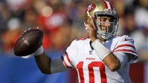 Nate Burleson: Jimmy Garoppolo will have to earn every dollar in 2018