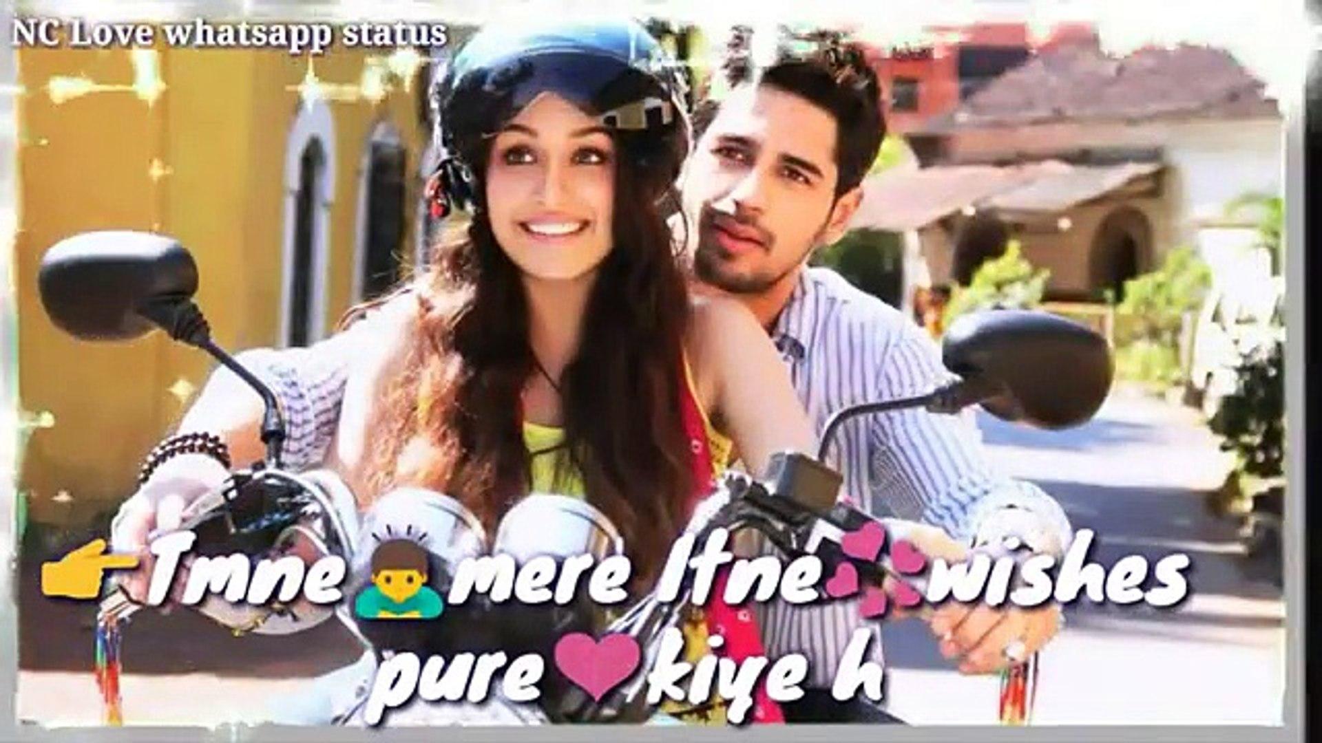 Best whatsappstatus for shraddha kapoor fansNC Love whatsapp status