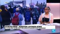 Il y a 50 ans, Martin Luther King Jr. était assassiné