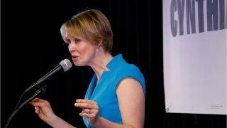 Cynthia Nixon Says Trump Inspired Her To Run For G