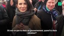 """Jean-Luc Mélenchon """"T'es tellement bourré que tu sais même pas reconnaître un socialiste"""""""