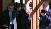 """Michel Neyret """"inquiet"""" au premier jour de son procès en appel"""