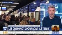 """Grève SNCF: """"On est passés des concertations fermes, formelles, à une possibilité de négociation"""" (CGT Cheminots)"""
