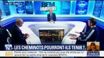 Grève SNCF: les cheminots pourront-ils tenir ?