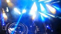 Muse - Interlude + Hysteria, Rock in Roma, Rome, Italy  7/18/2015